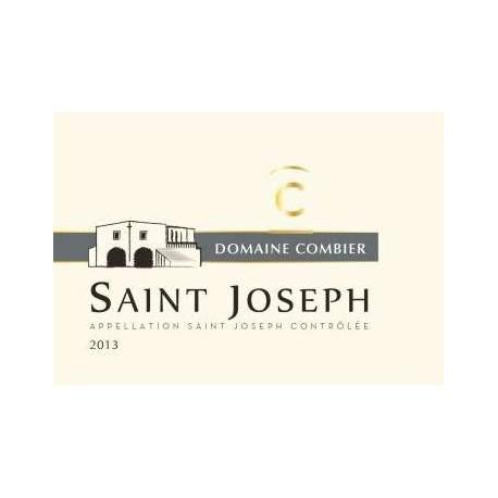 Domaine Combier Saint-Joseph rouge 2016 bouteille