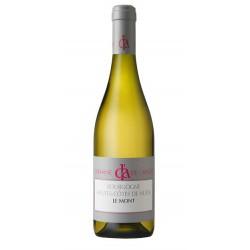 """Domaine de l'Arlot Hautes Côtes de Nuits """"Le Mont"""" blanc sec 2016 bouteille"""