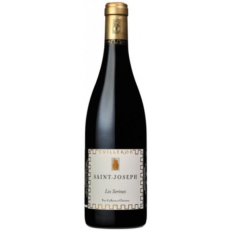 Domaine Yves Cuilleron Saint-Joseph Les Serines 2016 bouteille