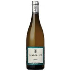 """Domaine Cuilleron Saint-Joseph """"Lyserias"""" blanc sec 2017 bouteille"""