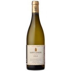 """Domaine Cuilleron Saint-Joseph """"Lieu-Dit Digue"""" blanc sec 2017 bouteille"""