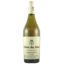 domaine macle cotes du Jura chardonnay savagnin 2014 bouteille