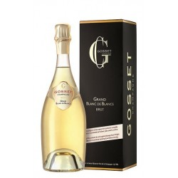"""Champagne Gosset """"Grand Blanc de Blanc"""" Brut bouteille"""