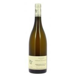 """Domaine de la Taille aux Loups Montlouis """"Les Hauts de Husseaux"""" blanc sec 2015 bouteille"""