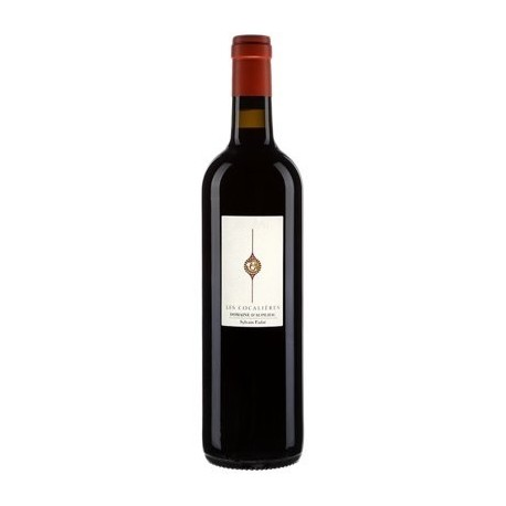 """Domaine d'Aupilhac AOP Languedoc """"Les Cocalières"""" rouge 2016 bouteille"""