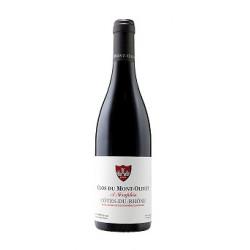 Clos du Mont-Olivet Côtes du Rhône A Séraphin rouge 2015 bouteille