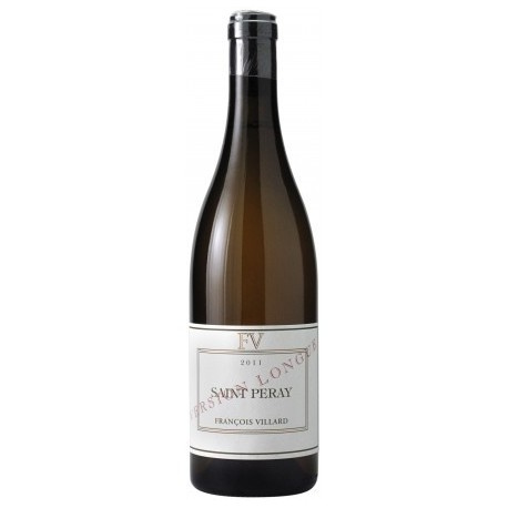 Francois Villard Saint Peray Version longue 2016 bouteille