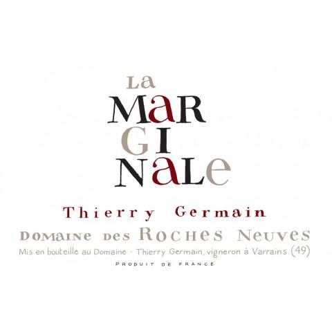 Domaine des Roches Neuves Thierry Germain Saumur Champigny La Marginale 2010