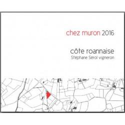 """Domaine Sérol Côte Roannaise """"Chez Muron"""" rouge 2016"""