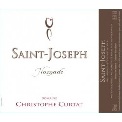 "Domaine Christophe Curtat Saint-Joseph ""Nomade"" red 2016"
