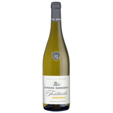 Domaine Garrabou Limoux La Fontvieille blanc sec 2017 bouteille
