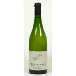 Domaine Bernard Baudry Chinon blanc 2017 bouteille