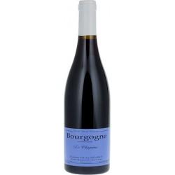 Domaine Sylvain Pataille Bourgogne Le Chapitre rouge 2016 bouteille