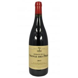 Domaine de la Grange des Pères rouge 2015 bouteille