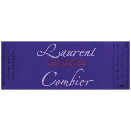 """Domaine Combier Crozes-Hermitage """"Cuvée L"""" rouge 2017 etiquette"""