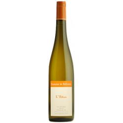 """Domaine de Bellivière Coteaux du Loir """"L'Effraie"""" blanc sec 2017 bouteille"""