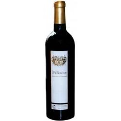 Chateau de Cazenove Bordeaux Supérieur rouge 2015 bouteille
