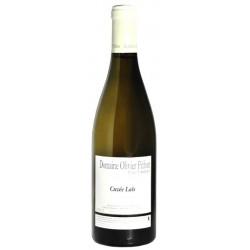 """Domaine Olivier Pithon """"Laïs"""" blanc sec 2017 bouteille"""