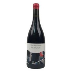 Domaine Louis-Claude Desvignes Montpelain rouge 2017 bouteille
