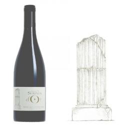 Domaine Les Serines d'or Seyssuel rouge 2015 bouteille