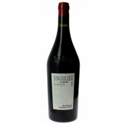 """Domaine Tissot Côtes du Jura Pinot Noir """"En Barberon"""" rouge 2017 bouteille"""