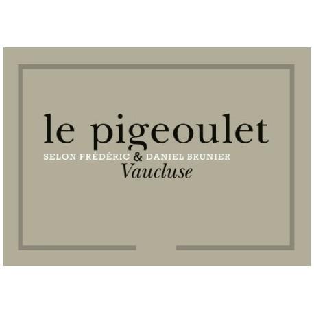 "Vignobles Brunier ""Le Pigeoulet des Brunier"" red 2017"