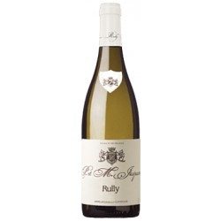 Domaine Paul et Marie Jacqueson Rully blanc 2017 bouteille
