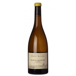 "Domaine Samuel Billaud Chablis Grand Cru ""Vaudésir"" blanc sec 2016 bouteille"