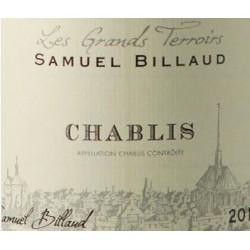 Domaine Samuel Billaud Chablis 2017