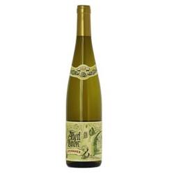 Domaine Boxler Sylvaner blanc sec 2017 bouteille