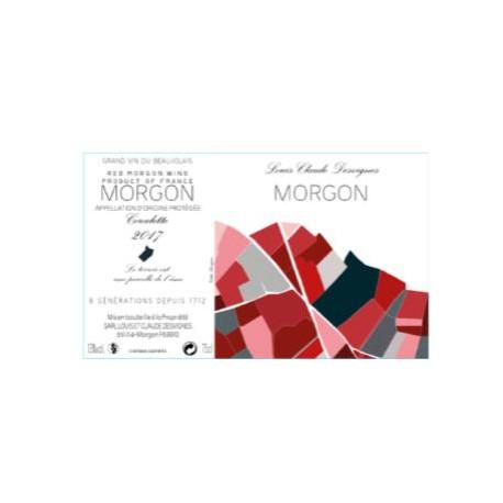 Domaine Louis-Claude Desvignes Corcelette rouge 2017