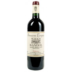 """Domaine Tempier """"Cabassaou"""" Bandol rouge 2016 bouteille"""