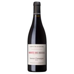 """Domaine Arnaud Lambert Saumur Champigny """"Montée des Roches"""" rouge 2015 bouteille"""
