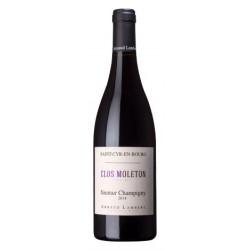 "Domaine Arnaud Lambert Saumur Champigny ""Clos Moleton"" rouge 2015 bouteille"