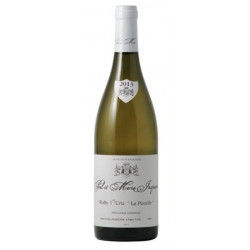 Domaine Paul et Marie Jacqueson Rully 1er Cru La Pucelle blanc 2017 bouteille