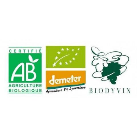 Carton Panaché pour la découverte du vin blanc bio et biodynamique
