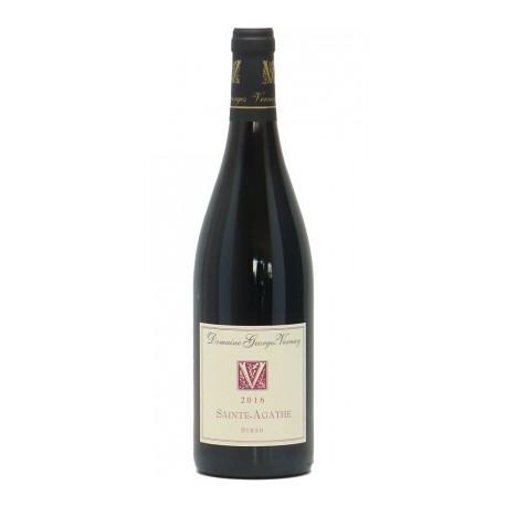 Domaine Georges Vernay Cotes du Rhone Sainte Agathe 2016 bouteille