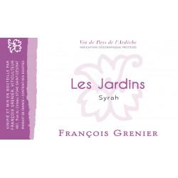 Domaine François Grenier Les Jardins (syrah) rouge 2017 MAGNUM