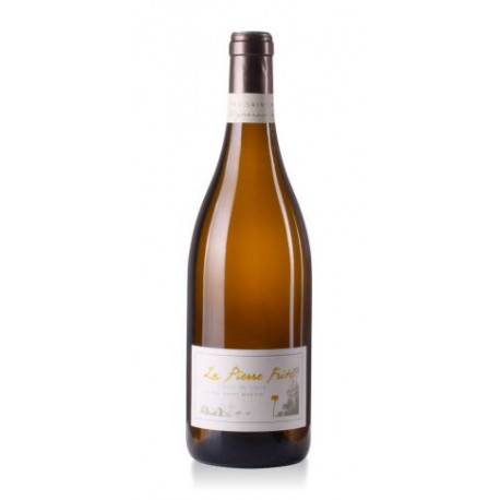 """Domaine Le Pas Saint Martin Saumur """"La Pierre Frite"""" blanc sec 2018"""