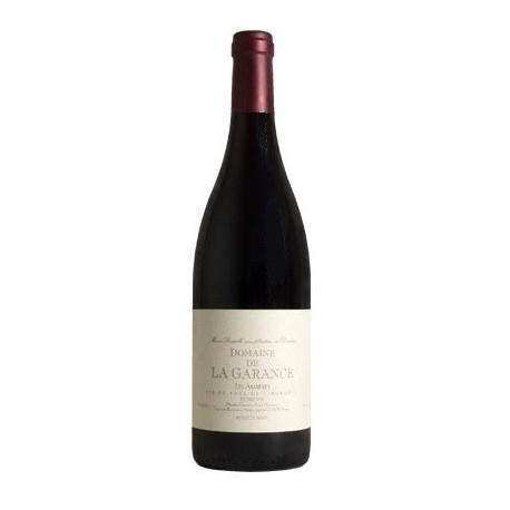 """IGP d'OC Domaine de la Garance """"Les Armières"""" rouge 2016 bouteille"""