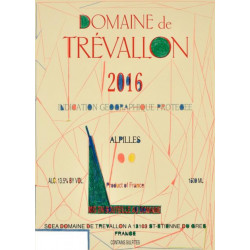 Domaine de Trevallon red 2016