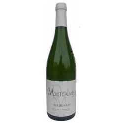 """Domaine de Montcalmès """"Chardonnay"""" blanc sec 2016 bouteille"""