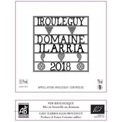 Domaine Ilarria Irouleguy pink 2018