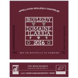 Domaine Ilarria Irouleguy rouge 2016