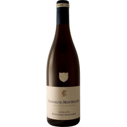 Domaine Fontaine-Gagnard Chassagne-Montrachet rouge 2017 bouteille