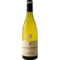 Domaine Fontaine-Gagnard Chassagne-Montrachet blanc 2017 bouteille