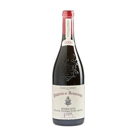 Chateau de Beaucastel Chateauneuf-du-Pape red 2009