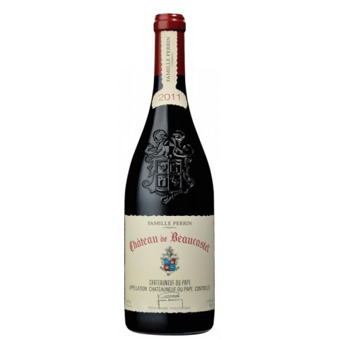 Chateau de Beaucastel rouge 2011