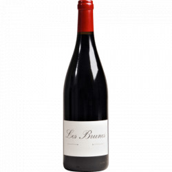 """Domaine des Creisses """"Les Brunes"""" rouge 2017 bouteille"""