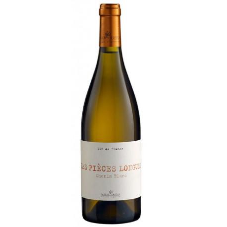 """Mas del Périé """"Pièces Longues"""" blanc sec 2017 bouteille"""